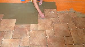 Can I Lay Laminate Flooring Over Tile Bathroom Prepossessing Elegant Kitchen Floors Ideas Install