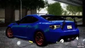 subaru brz drift subaru brz drift built для gta san andreas