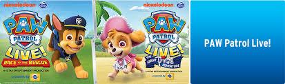 paw patrol live preferred tickets citi private pass