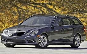 2011 mercedes wagon used 2011 mercedes e class wagon pricing for sale edmunds