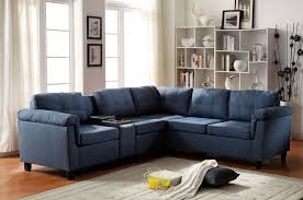 Blue Chairs For Living Room by Royal Blue Couch Furniture Of America Athena Glamorous Loveseat
