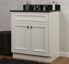 Cherry Bathroom Vanity Cabinets Jsi Concord 24