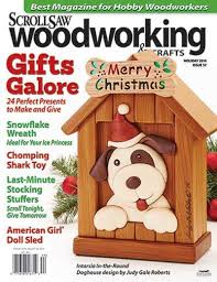 Woodworking Magazine Reviews by Scroll Saw Woodworking And Crafts Magazine Subscription Discount