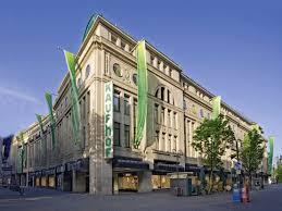 Köln Hohe Straße Galeria Kaufhof