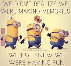 minion quotes memories memions