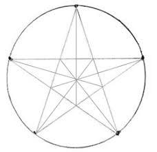 how to draw a star draw step by step