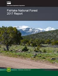 United Interactive Route Map by Fishlake National Forest Maps U0026 Publications