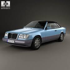 3d class price mercedes e class convertible 1993 3d model from humster3d