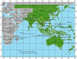 Grid Map Map Showing Coverage Of Improved Topographic Data