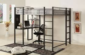 Plans For Loft Bed With Desk by Choosing Loft Bed With Desk Modern Loft Beds