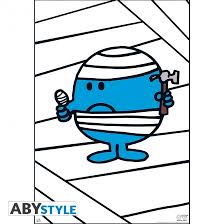 men poster bump abystyle