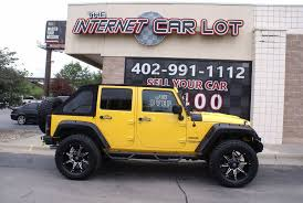 used jeep wrangler omaha 2015 used jeep wrangler unlimited sport at the car lot