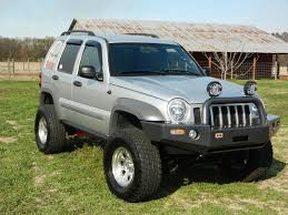 jeep liberty lifted jeep liberty lift kits