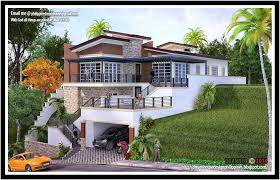 front sloping lot house plans lake house plans sloping lot sloping lot house plans lake home plans