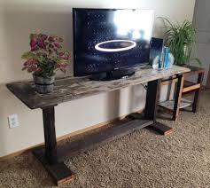 Frontroom Furnishings Furniture Walnut Console Table Living Room Table And Chairs