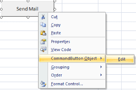 send email from an excel file using vba macro and outlook