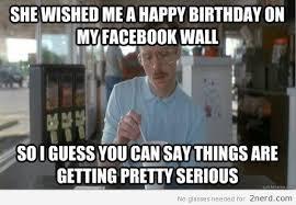 Nerd Birthday Meme - happy birthday 2 nerd 2 nerd2 nerd