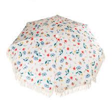 floral print umbrella u2013 salty avenue