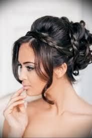 chignon mariage 14 beau chignon pour mariage coiffure cheveux