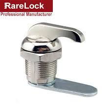 rarelock christmas supplies keyless cabinet cam lock for box