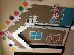 gingerbread door decorations u0026 christmas door decorating