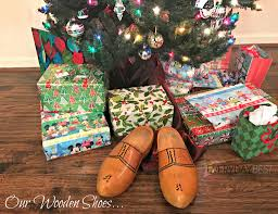 wooden shoes diy for st nicholas day everyday best