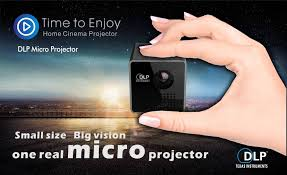 smart home theater projector unic p1 mini led portable 30 lumens hdmi projector dlp home movie