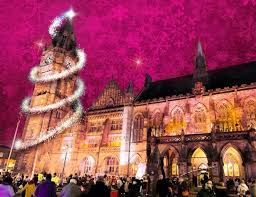 christmas lights switch on 2017 events in greater manchester