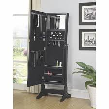 Wooden Jewelry Armoire Furnitures Ideas Amazing Walmart Jewelry Armoire Wooden Jewelry