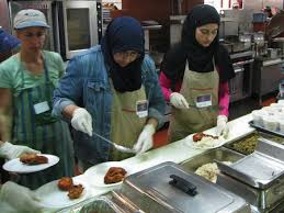 island soup kitchen volunteer muslim to volunteer at soup kitchen in the spirit of