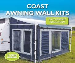 Dometic Caravan Awnings Coast To Coast Awning Wall Kit For Roll Out Caravan And Pop Top