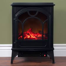 chimneyfree electric infrared quartz stove heater 5 200 btu