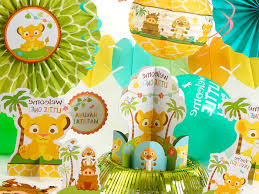 Lion King Baby Shower Cake Ideas - the best ways to baby shower decorations supplies my decor ideas