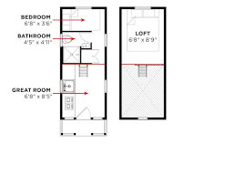 tiny home floor plan tumbleweed elm 20 horizon floor plan tiny house ground tumbleweed