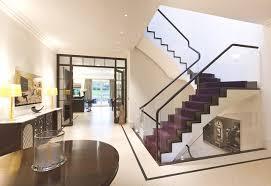 catchy contemporary staircase design modern staircase designs home