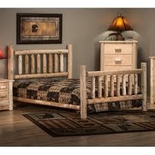 king log bed wayfair