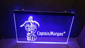 captain morgan neon bar light buy spices rum and get free shipping on aliexpress com