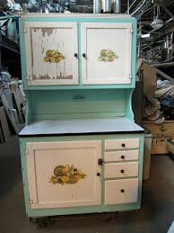 Sellers Kitchen Cabinets Wooden Hoosier Cabinet With Original Paint Hoosier Cabinet