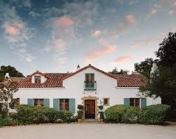 santa barbara style home plans spanish colonial style santa barbara photos digest furniture