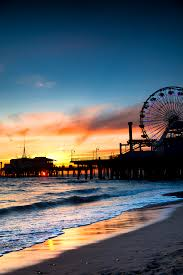 when in los angeles be sure to check out santa monica ride rides