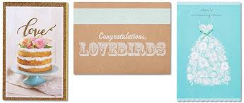 new 3 coupon wedding cards bridal shower cards on sale