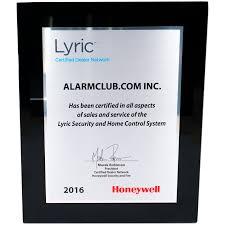 Honeywell Lyric Wifi Wireless Security System Kit