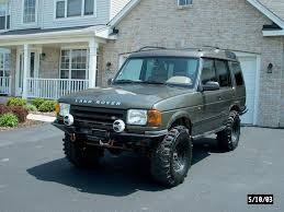 2000 land rover lifted 1997 land rover discovery information and photos zombiedrive