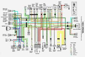 xr650l wiring diagram in color advrider moto days pinterest