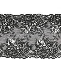 black lace trim haberdashery lace for dressmaking dress trim abakhan abakhan