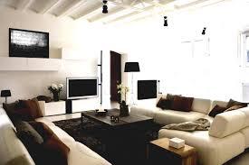 Elegant Modern Apartment Living Room Ideas Black Decorating Living - Casual family room ideas