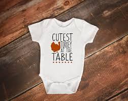 infant thanksgiving etsy