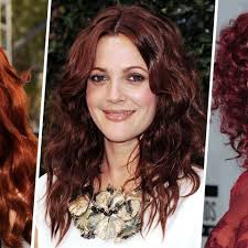 best hair colour over50s 50 red hair colors best ideas for red hair
