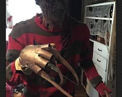 Freddy Krueger Mask Etsy