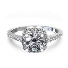 Jared Cushion Cut Engagement Rings 28 Best Square Engagement Rings Images On Pinterest Square